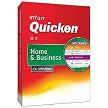 Quicken Home & Business 2015 by Intuit