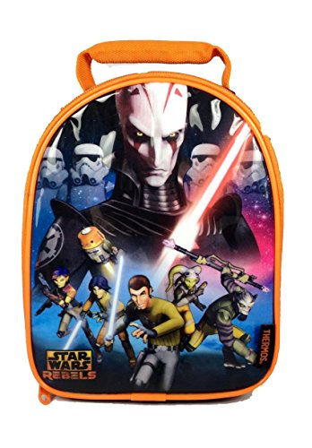 Star Wars Rebels Dome Lunch
