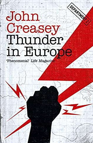 book cover of Thunder in Europe