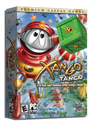 Amazon com: 3D Xango Tango - PC: Video Games
