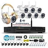 Jennov Wireless CCTV Bullet Network/IP S...