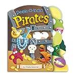 Peek-a-Boo Pirates, Charles Reasoner, 1479521728