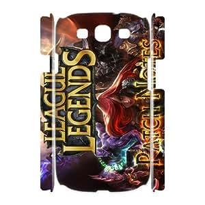 MEIMEISamsung Galaxy S3 I9300 Phone Case League Of Legends F5A6959MEIMEI
