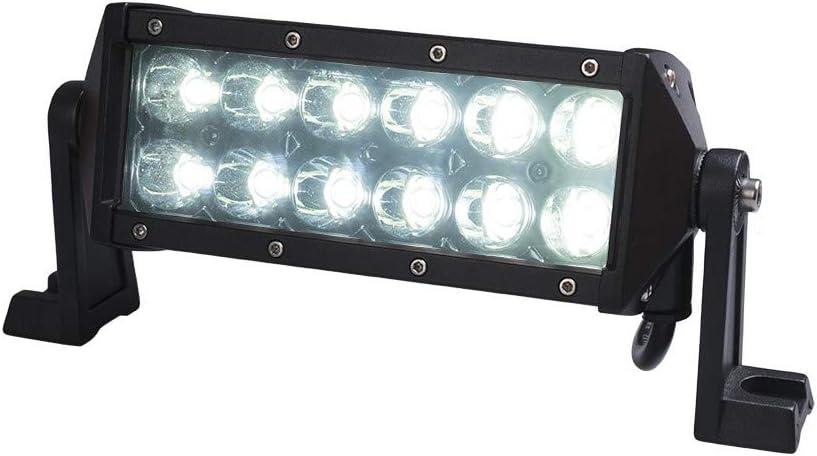 2x 7 Grill Lamps Ranger Raptor Pickup Wildtrac Thunder XLT 12//24v Hight Intensity Power Spot Lamp XtremeAuto 50 LED Light Bar