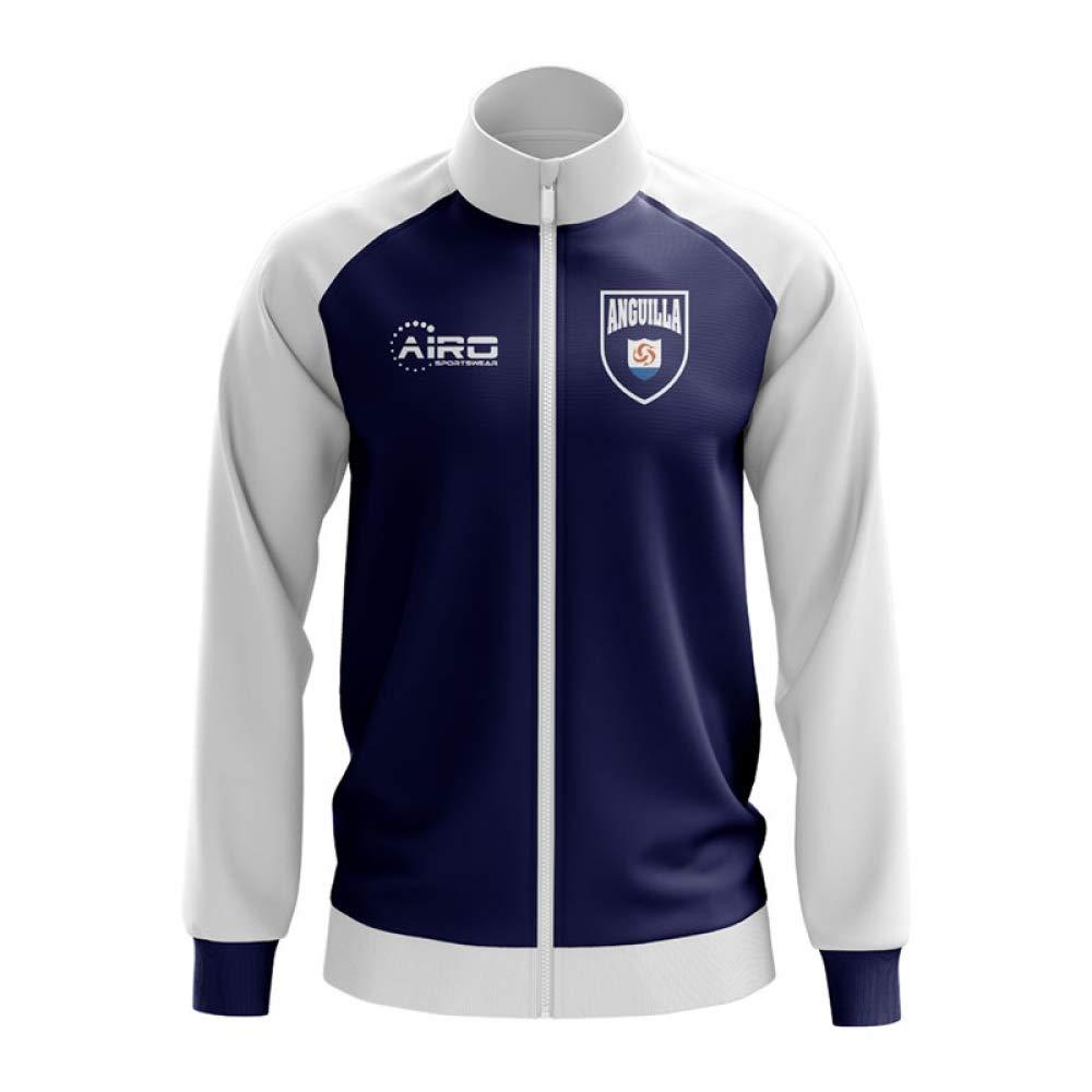 Airo Sportswear Anguilla Concept Football Track Jacket (Blau)