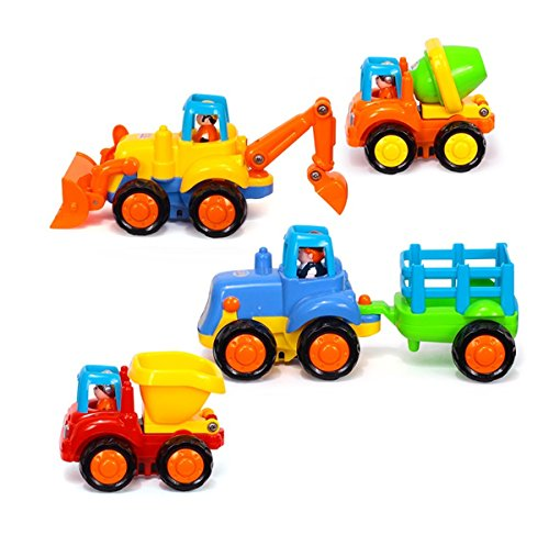 Truck Toys For 3 Year Olds : D mcark early educational toddler baby toy push and go