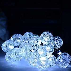 Amazon Com Prosvet Solar Powered Decorative Lights 30