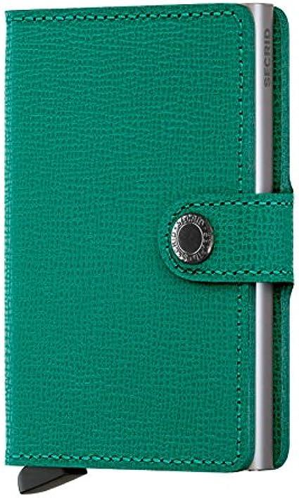 Secrid Mini Wallet, Cartera para Hombre