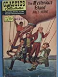 img - for Classics Illustrated Comic Book (The Mysterious Island, 34) book / textbook / text book