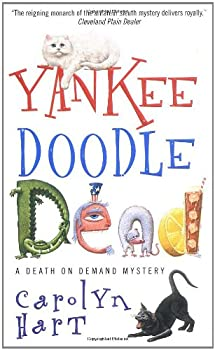 Yankee Doodle Dead (Death on Demand Mystery, Book 10) 0380975297 Book Cover