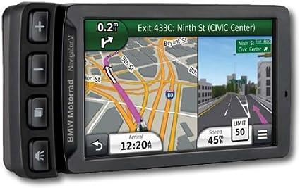 amazon com bmw motorrad navigator v with cradle gps navigation rh amazon com bmw navigator v wiring diagram BMW Navigator IV Manual