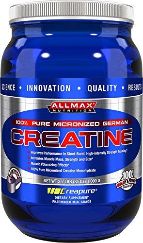 ALLMAX Nutrition Micronized German Creatine Monohydrate -- 35 oz (1000 g)