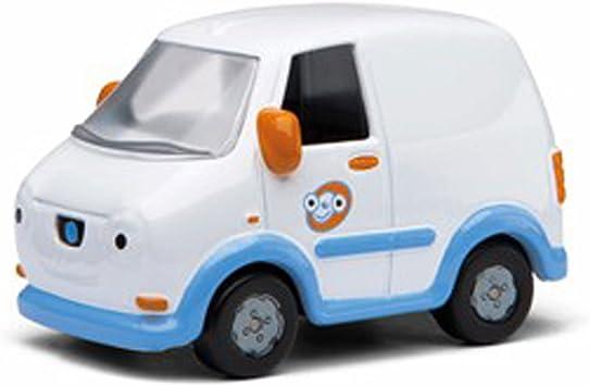 Olly The Little White Van Toys