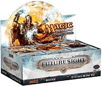 Magic The Gathering: futuro vista Booster caja (36 cartas ...