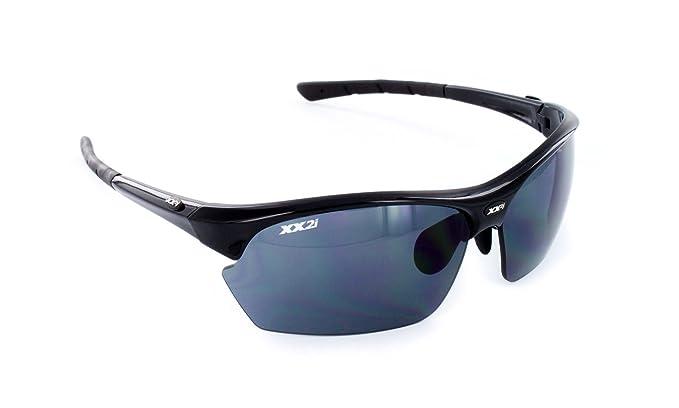 f130a91f6c Amazon.com  XX2i Optics Men s FRANCE2 Sunglasses Black Gloss  Clothing
