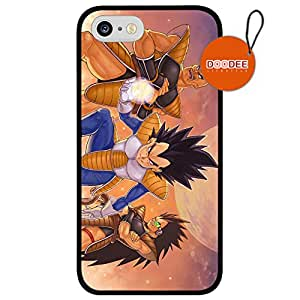 Dragonball Z Anime iPhone 5 / 5s Case & Cover Design Fashion Trend Cool Case Back Cover Silicone 26