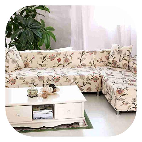 Corner/L-Shaped Sectional Sofa Cover 2pcs/Set Fashion for sale  Delivered anywhere in Canada