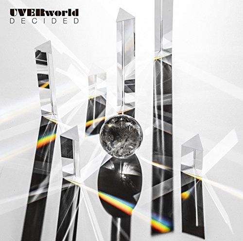 [170712]映画『银魂』真人电影版主题歌「DECIDED」/UVERworld[320K]