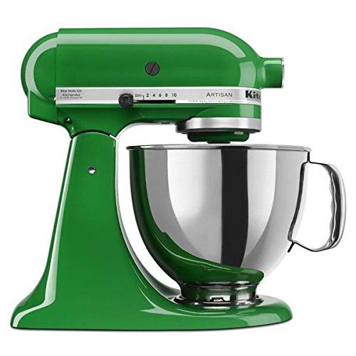 kitchen aid 5 quart mixer green - 4