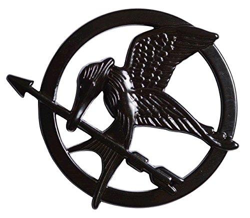 Katniss Everdeen Mockingjay Pin Costume Accessory -