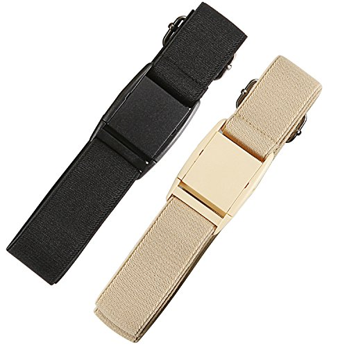 Vanstart Adjustable Stretch Belt Womens Invisible Belt Slimming Flat Belt No Show