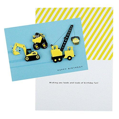 Hallmark Signature Birthday Greeting Card for Kids (Loads of Birthday Fun) Photo #6