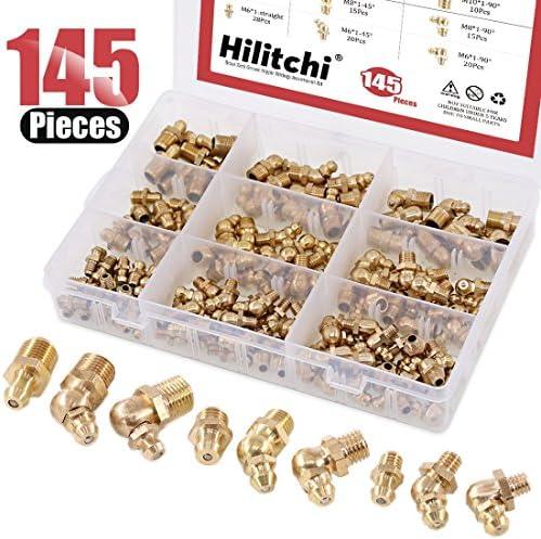 Hilitchi 145 Pcs Standard Hydraulic Assortment product image