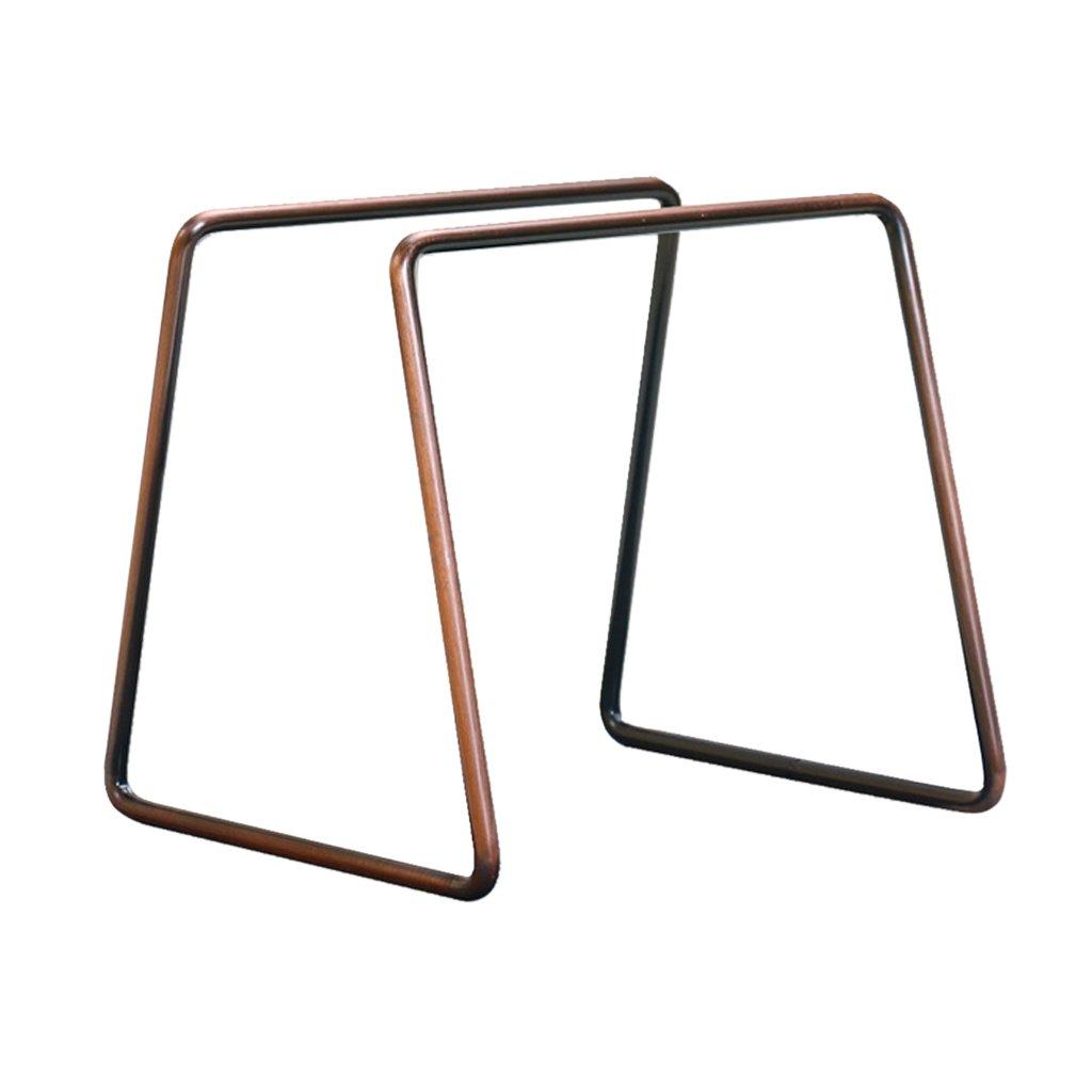 Dovewill Stainless Steel Filter Stand Coffee Dripper Rack Tea Filtering 16cm Bronze/Black - Bronze, 16cm