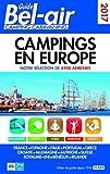Guide Bel-air campings en Europe 2017