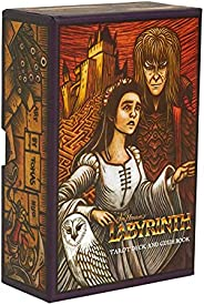 Labyrinth Tarot Deck and Guidebook | Movie Tarot Deck