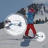 Launch Pad Wedgease Ski Tip Connector - Teaches