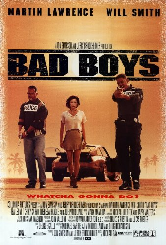 - Bad Boys 27 x 40 Movie Poster - Style A