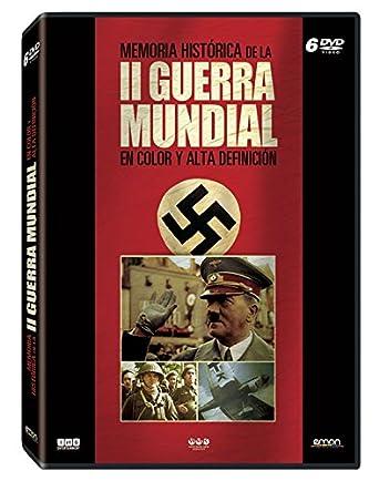 Memoria Histórica De La II Guerra Mundial En Color Y Alta Definición DVD: Amazon.es: Polly Bide, Nick Davidson: Cine y Series TV