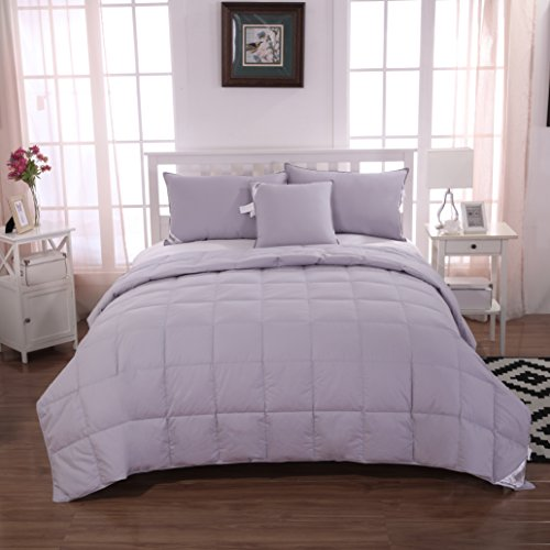 summer-lightweight-100-hungarian-white-goose-down-comforter-solid-grey-king100x90-inch