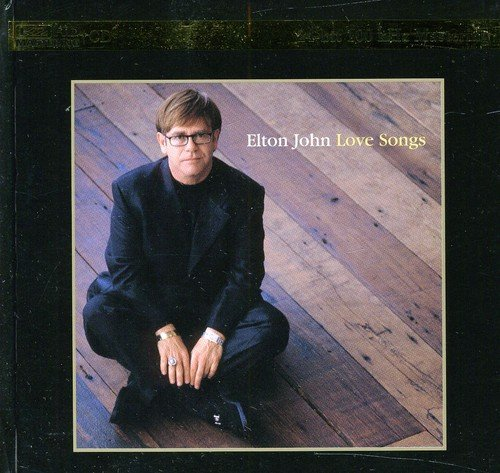 CD : Elton John - Love Songs: K2HD Mastering (Hong Kong - Import)