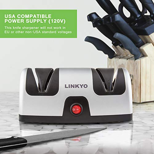 Best Electric Knife Sharpeners 2018, 2019 – Reviews & Buying Guides