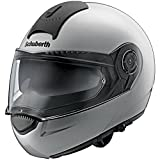 SCHUBERTH C3 Basic Silver Motorcycle Helmet