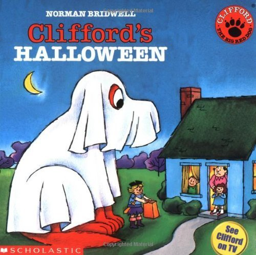 Clifford's Halloween by Bridwell, Norman (October 1, 1986) Paperback