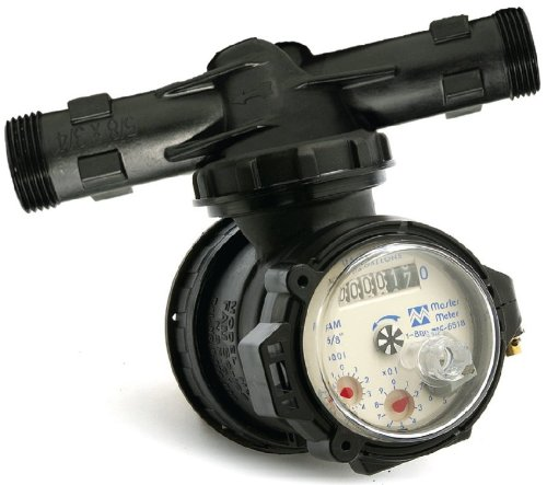 Master Meter FAM-34 Polymer Cold Water Meter by FA&M