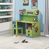 O'Kids Scooby Doo Writing Desk with Matching Chair