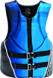 U-Back Neoprene Vest, , Small (32''-36'') , Blue