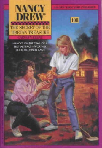 The Secret of the Tibetan Treasure (Nancy Drew Book 108)