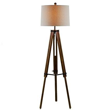 SX-ZZJ #Lámparas de pie Lámpara de pie Trípode Creativo ...