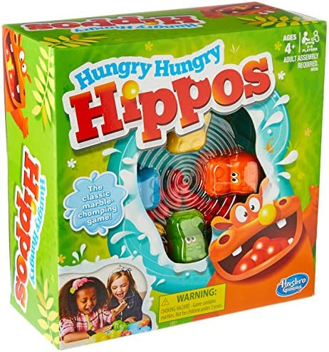 picture of Hungry Hungry Hippos