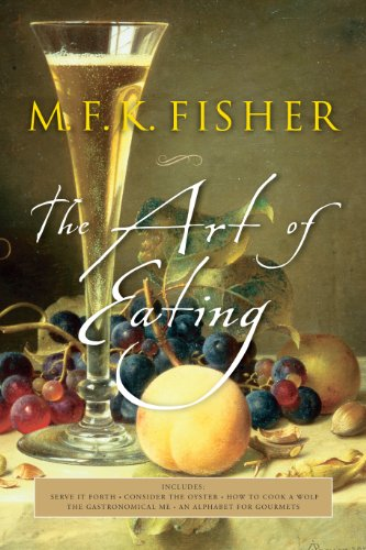 The Art of Eating cover