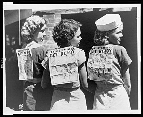 Price comparison product image Photo: Fair Pickets, Southern Strike Center, 1934, Edith Fairs, Lottie Smith, Vera Maybeline