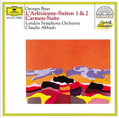 Bizet: L'Arlésienne Suites Nos.1 & 2; Carmen Suite - Suites Nos Larlesienne