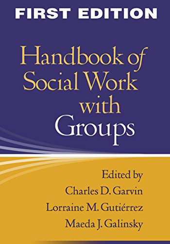 Handbook of Social Work with Groups, First Edition