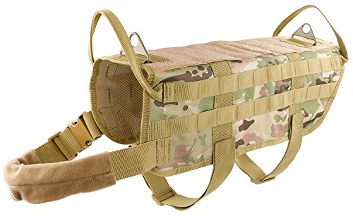 Tactical Training Harness Detachable Pouches product image