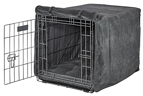 Luxury Crate Cover in Metalbax (Large - 23 in. L x 36 in. W x 25 in. H)